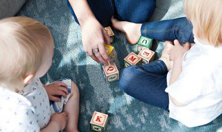 Rutina y planificación para los pequeños en casa